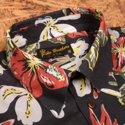 1937 Roamer Shirt (Hawaii Flowers)