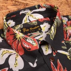 1937 Roamer Shirt (Hawaii Flowers)
